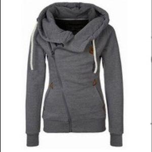 Tops - Zip up sweatshirt